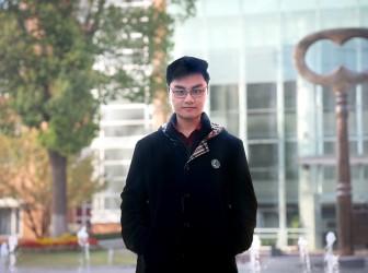 热烈祝贺二附中史景喆同学入选第52届国际物理奥赛国家队
