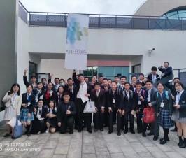 我校学生在2020年全国中学生追梦杯模拟联合国大会中喜获佳绩