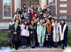 2019年Dean's list——记我校学生参加美国顶尖名校短期交换生项目