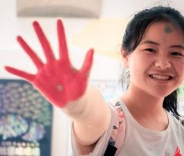 """""""梦开始的地方""""——华东师范大学第二附属中学60周年校庆城市定向活动"""