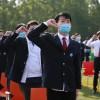 以我火红青春,建设锦绣中华——我校举行2020届成人仪式暨高三返校开学典礼
