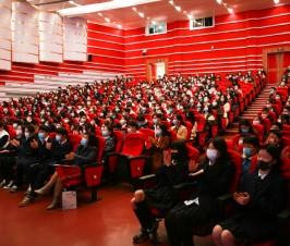 正月十四遇校园——国际部2020学年第二学期开学典礼
