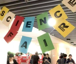 Happy Park Activities on Science-themed Children's Day–Science Fair & Park Activities of Junior High School of the International Division