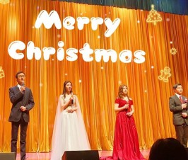 Christmas is Coming – International Division Christmas Party 2020