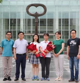 华东师大二附中学子在国际科学与工程大奖赛(ISEF)再获殊荣