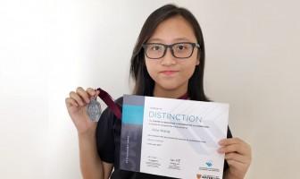 国际部学生在加拿大CEMC系列数学竞赛中取得佳绩!