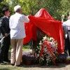 毛仲磐校长铜像揭幕仪式于校庆日举行