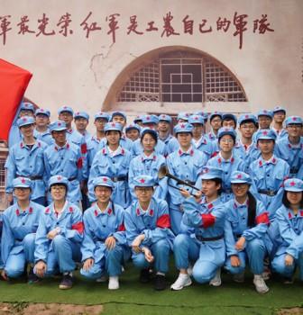 """一次五育并举的红色之旅——记2022届""""学农+""""社会实践活动"""