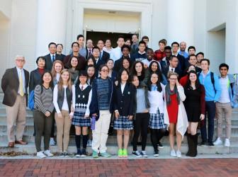 2016美国Peddie School访学