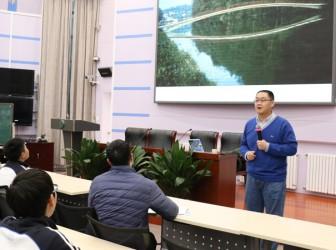 晨晖讲坛:科技节专场——阮欣教授畅谈桥梁工程、科技与文化