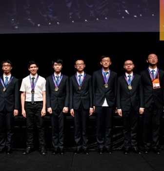 Warm congratulations to CHEN Shu on winning gold medal at 20th APhO