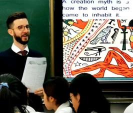 国际部部庆20周年之教学展示周