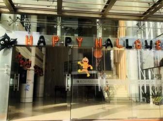 Happy Halloween之T台秀