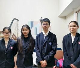 """我校辩论队斩获""""南海杯""""国际中学华语辩论邀请赛亚军"""