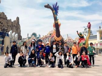 国际部2019 Spring Trip