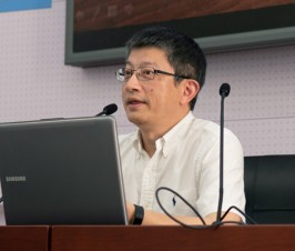 晨晖讲坛:从西方看中国历史
