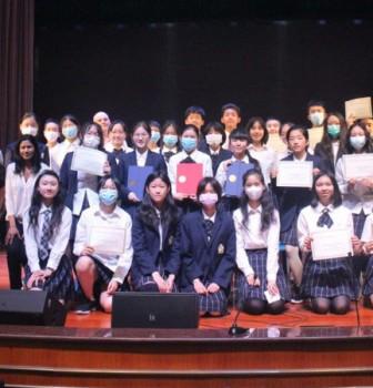 国际部第二届Spelling Bee大赛