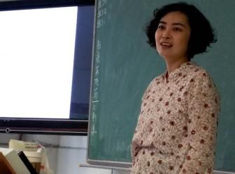 小字典,大乾坤——记2019届人文班卓越课程讲座