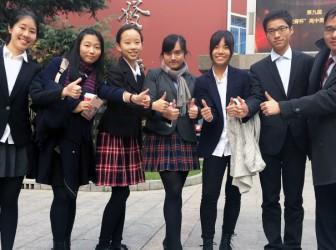 我校iDebate英语辩论社同学在全国中学生辩论联赛中喜获嘉奖