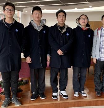 我校国际课程班学生在英国物理竞赛中取得佳绩