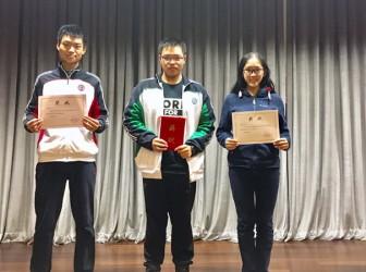 校团委工作获得上海鲁迅纪念馆表彰