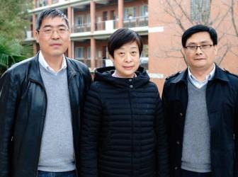 我校周靖、范小辉、娄维义老师获聘正高级职称