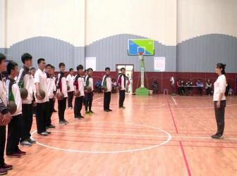 浦东新区第八周体育学科教研活动在我校顺利举办——暨鲁茜老师公开课展示及研讨
