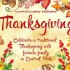 Celebrating Thanksgiving and Uplifting the Soul