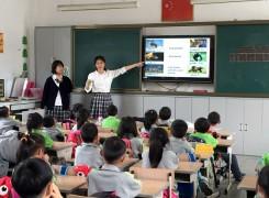 童声朗朗——记国际部支教活动
