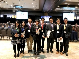 我校学生在美国学术十项全能北美总决赛中斩获佳绩