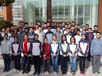 我校25名学生获2017年全国信息学联赛一等奖