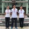 我校学生在全国生物竞赛中喜获佳绩