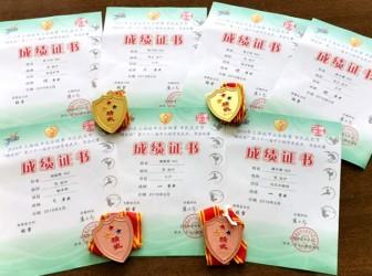 华二武术队参加上海市中学生武术比赛,喜获二金二铜三优等!